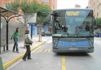 Vila-real pone en marcha un servicio piloto de transporte urbano gratuito