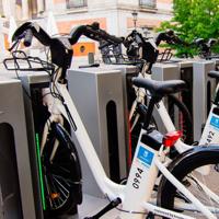 El 90 % de los usuarios de bicicletas compartidas en Madrid las usan como transporte habitual