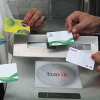 El 93% de los viajes en transporte público en Euskadi ya se paga con tarjetas Mugi, Bat o Barik