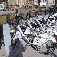 Adjudicado el contrato del servicio de préstamo de bicicletas de Burgos