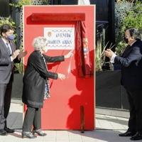 Alicante dedica una avenida a Joaquín Arias, fundador de Vectalia