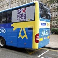 Asturias promueve un plan de movilidad del área metropolitana para 39 concejos