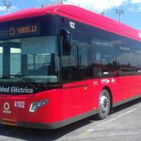 Avanza Zaragoza incorporará en 2019 cuatro buses eléctricos que se sumarán a los 42 híbridos en circulación