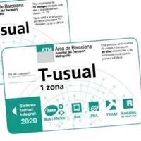 Barcelona estrena sus nuevas tarifas de transporte público