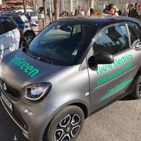 Los coches compartidos en la calle se estrenarán en València con cien vehículos este verano