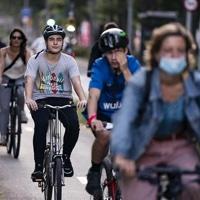 El coronavirus alienta un 'boom' de la bicicleta