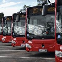 EMT València incorpora 21 nuevos buses híbridos