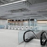 FGC probará en Barcelona un sistema de validación sin barreras de acceso