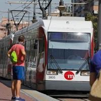 FGV emite una tarjeta conmemorativa para celebrar el 25 aniversario del tranvía en València
