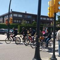 Gijón pretende impulsar el uso de la bicicleta con zonas 30