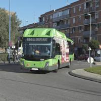 Grupo Ruiz incorpora 14 nuevos autobuses de gas natural en Leganés (Madrid)