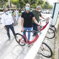 León estrena 35 bicis públicas y usará fondos Edusi para renovar toda la red