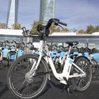 Madrid, capital del vehículo compartido con 21.600 unidades