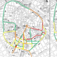 Menos líneas con más agilidad para la peatonalización de la plaza del Ayuntamiento de València