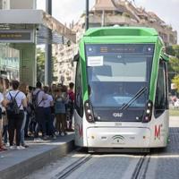 Metro de Granada amplía su horario en fin de semana para adaptarse al del AVE
