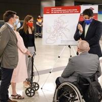 Metro de Madrid presenta su Plan de Accesibilidad e Inclusión
