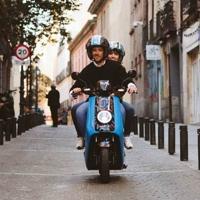 El 'motosharing' de Cabify, Movo, desembarca en Barcelona