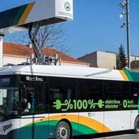 Moventis pone en marcha la primera línea 100 % eléctrica de Pamplona