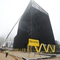 La nueva sede de Metro de Madrid adquiere forma