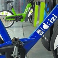 El nuevo dBizi (San Sebastián) arranca en noviembre con 32 estaciones y 267 bicicletas mecánicas