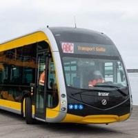Las Palmas de Gran Canaria: Guaguas Municipales recibe su primer vehículo cien por cien eléctrico
