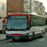 Pontevedra da los primeros pasos para que el transporte a demanda sea una realidad
