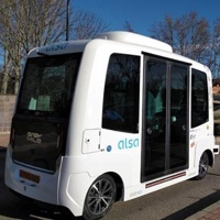 El primer autobús sin conductor de España funcionará en Madrid