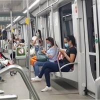 La probabilidad de contagio de coronavirus en el transporte público es muy baja
