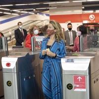 Renfe estrena el pago con tarjeta en los tornos de Cercanías Madrid