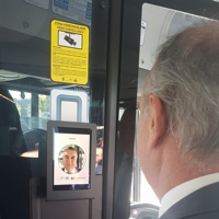 EMT Madrid probará el pago con reconocimiento facial