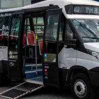 TMB desarrolla un minibús 100% eléctrico que prestará servicio en Barcelona