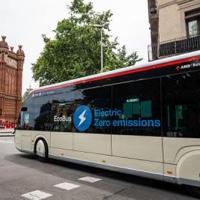 TMB incorpora a la flota de Barcelona 23 nuevos buses eléctricos y 46 híbridos