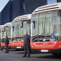 TMB prevé una flota sin buses diésel en Barcelona dentro de 8 años