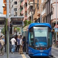 El tranvía de Tenerife supera los 161 millones de pasajeros en doce años de servicio