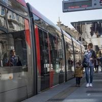 El tranvía de Zaragoza prueba un sistema de iones para eliminar el coronavirus del aire