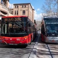 El transporte urbano de Zaragoza logra su mejor cifra de usuarios en una década