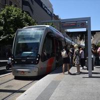 Los usuarios le dan un 8,34 de nota al servicio del Tranvía de Zaragoza
