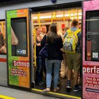 Viena perfuma sus trenes de metro para evitar el mal olor en verano